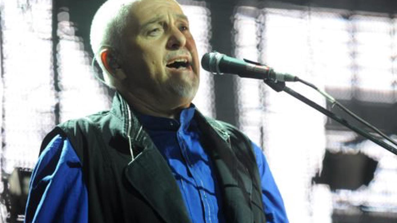 Musical festival industry stands on the brink of collapse, warns Peter Gabriel