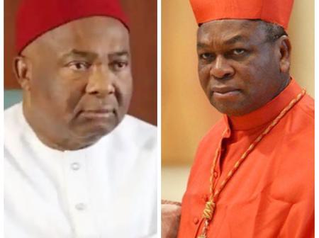 Today's Headlines:Ohanaeze Sends Strong Message To Gov. Uzordinma, Archbishop Backs Bishop Kukah