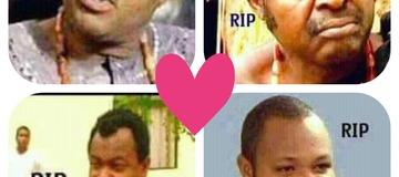 Fallen Heroes: Remembering the 17 Nollywood Celebrities Whose Death Touches Their Fans (Photos)