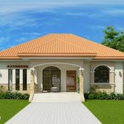Three Bedroom Bungalow House Design You May Like