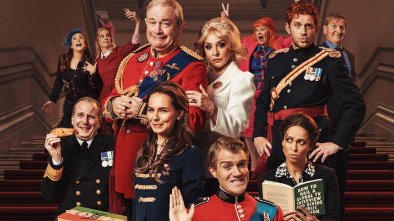 First look at The Windsors: Endgame cast