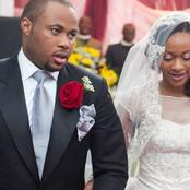 Do you know why some Nigerian men don't smile on their wedding day?, find out below_Photos