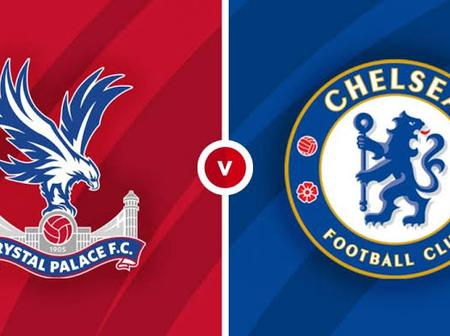 Chelsea Is Set To Increase In Points As They Take On Crystal Palace.