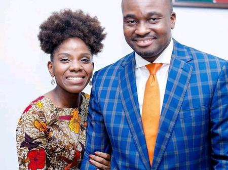 Lovely Pictures of David Oyedepo Jnr and His Wife