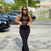 BBNaija star, Lilo steps out looking stunning