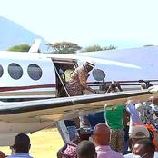 Finally, Raila Odinga Lands At Coast For His Plans To Outsmart DP Ruto's Campaigns