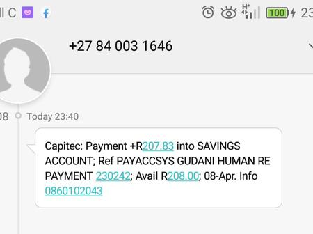 A Salary That Has Angered A Lot Of South Africans On Twitter From A Bus Company