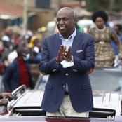 Gideon Moi Claims It Was An Impromptu Visit In Kabartonjo Town, But Pictures Says It All