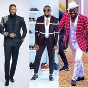 Fashion Battle: Which Of These 16 Nollywood Actors Looks Best In Suit? (Photos)