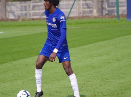 Chelsea Announce Another Nigerian Young Star Jordan Has Joined Fulham