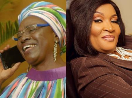 Funny! Meet The two mothers-in-law that are always fighting in Airtel commercials