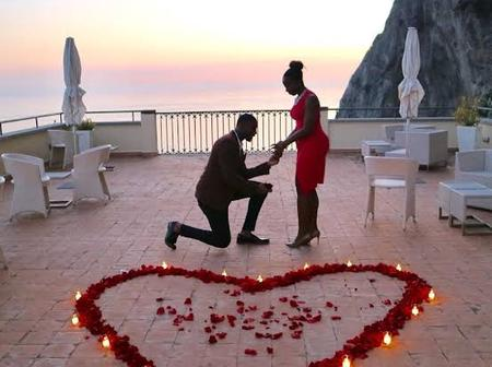 Have you ever wondered why people kneel on one knee to propose? Here's why