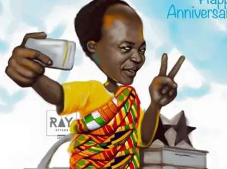 See These Caricature Photos Of Ghanaian Celebrities That Will Make You Day
