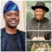 Headline News: Goodluck Jonathan Speaks On 2023 Presidency, We Are Set To Uproot Governor Makinde- APC