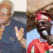 Bode George Blasts Bola Tinubu, See What He Said Happened To Lagos State Under Tinubu's Tenure.