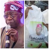 After Tinubu's Campaign Rice Was Seen In Kano, See The Strong Message That He Sent To Nigerians