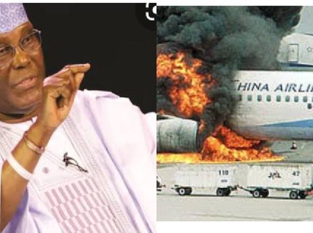 Today's News: How I Escaped Plane Crash, Aso Rock Conspirators Set Plans Against Atiku - Sahara