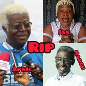 Nollywood Legend Bruno Iwouha Is Dead, See Other 7 Actors Who Have Died From Jan-April 2021 (Photos)