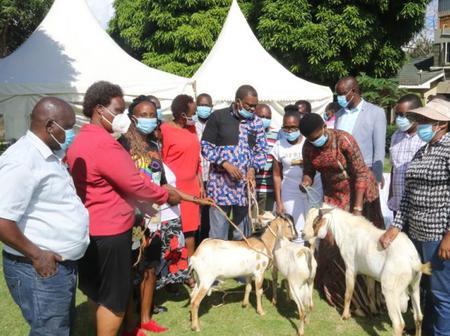 Kindiki Receives A Major Blow As Justine Muturi Is Endorsed As The New Mt Kenya Kingpin