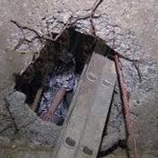 قصة.. أراد إصلاح منزل قديم وعندما قام العمال بالحفر تحت أرضية المرحاض اكتشفوا وجود شيئا مخبأ