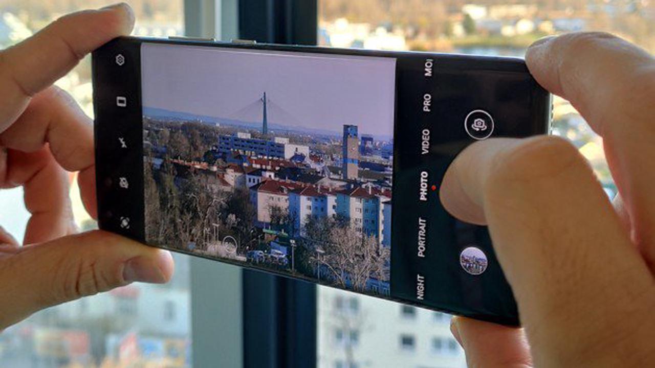 Huaweis Handy-Business schrumpft weiterhin massiv
