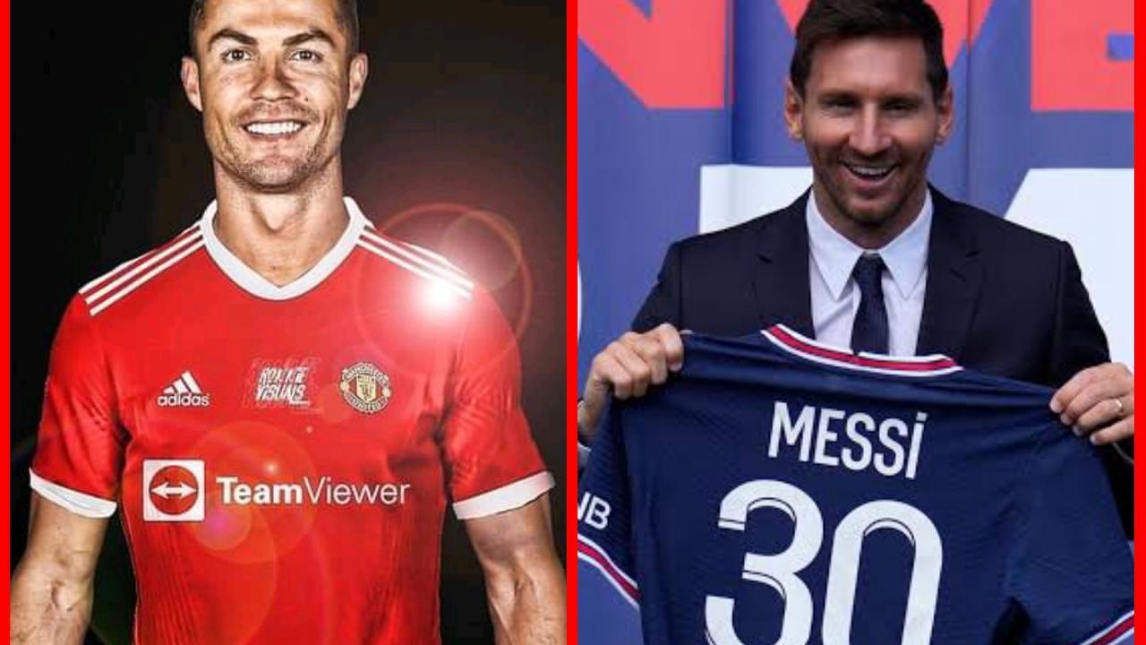 Manchester United told why Cristiano Ronaldo deal eclipses Lionel Messi's PSG transfer - Opera News