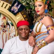 Few Hours After His Wife Asked For The Custody Of Her Children, See What Fani-Kayode Did