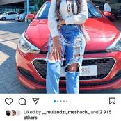 The 22 year old girl who bought a car using her nail business money | Venda girls making waves.