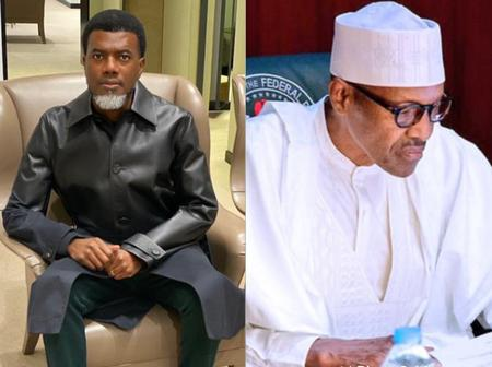 I Flew To UK To Harass Buhari Not Because Of Money But Because I Feel For Poor Nigerians -Reno Omokri