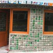 How to Turn Plastic Bottles into Construction Materials