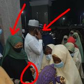 Checkout The Moment Zamfara State Governor Welcomes Jangebe Girls In Gusau [PHOTOS]