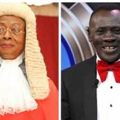 I will marry Former Chief Justice, Madam Sophia Akufo – Akrobeto