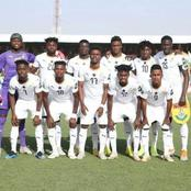 Ghana Faces Uganda at U20 AFCON Final