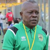 The Last Days Of Coach Johnson Smith At Asante Kotoko
