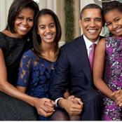 Barrack Obama's family outfit and expensive things he owes.