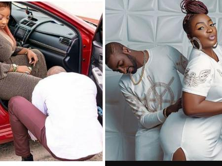 Check out Anita Joseph's reaction hours after her husband revealed that he washes her underwears
