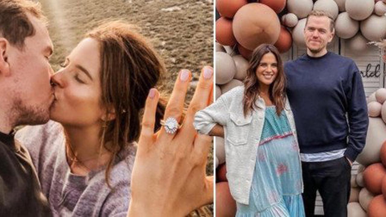 Made in Chelsea star Binky Felstead marries fiancé Max Darnton in intimate ceremony