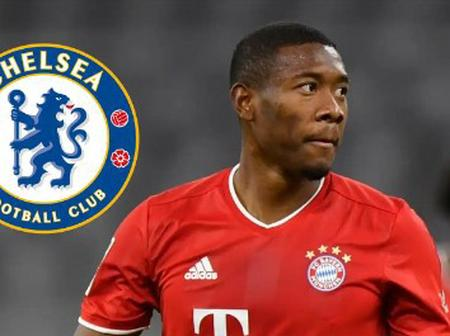 Super agent Zahavi opens talk with Chelsea over Alaba's transfer
