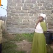 (Video) Horror In Nakuru, Father Finds Dead Body Of Her Daughter Hanging In Her Bedroom