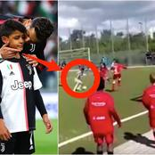 The Reason Why Cristiano Ronaldo Isn't Buying iPhone For His Son