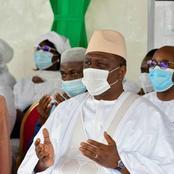 Obsèques : des prières et bénédictions pour le repos de l'âme de feu le ministre Sidiki Diakité