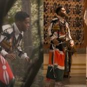 Honor to Kenya As Kenyan Flag Showcases In This Hollywood Movie