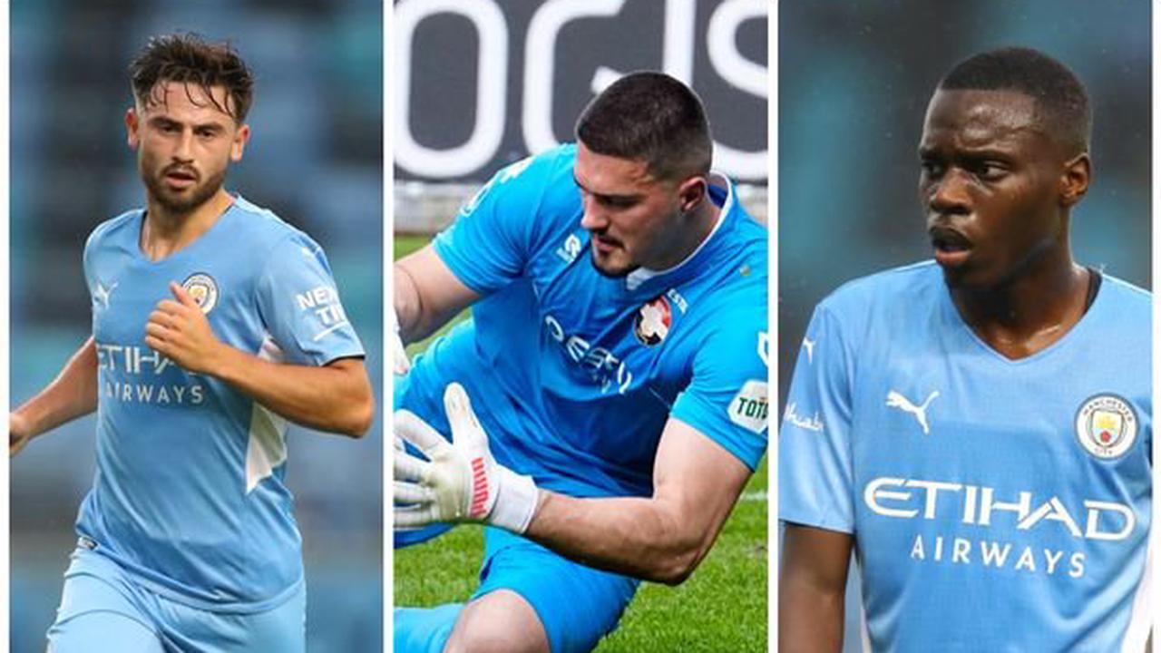 Muric, Roberts, Itakura – five players you forgot were still at Man City