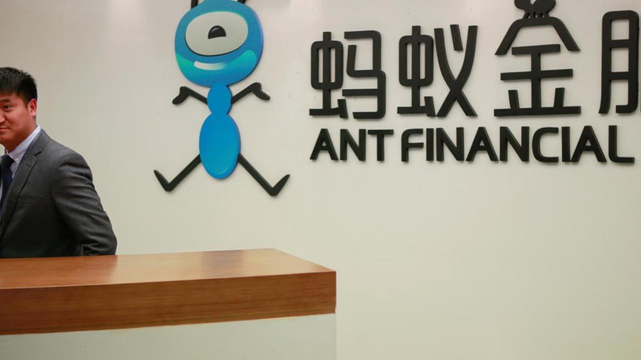 Ant weighs financial holding company to placate regulators