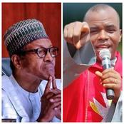 #EndSARS: Check out what Mbaka said in 2015 about Buhari that is now earning him bad names - Video