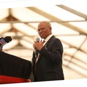 Chief justice Mogoeng told to retract and apologise for pro-Israel comments
