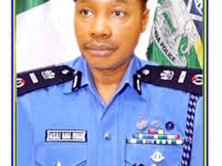 President Buhari Has Appointed New Acting Inspector-General of Police With Immediate Effect
