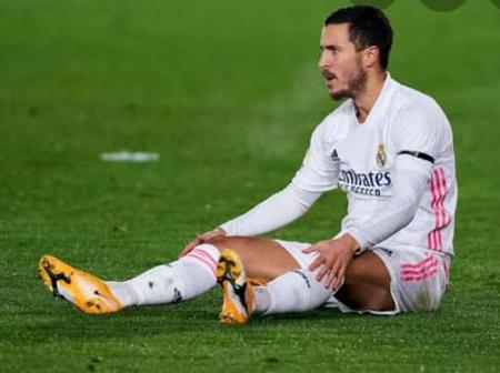 Eden Hazard May Never Play Football Again, See Who Said It And Why