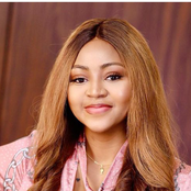 Regina Daniels Slays In New Photos With Her 5 Months Old Son. Photos