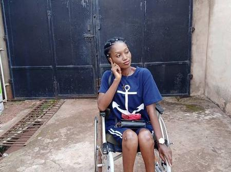 Help Me With Any Amount, I Need A Wheelchair — Disabled Instagram User Begs For Assistance